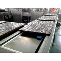 Bakery Biscuit Making Machine / Small Capacity Fully Automatic Biscuit Machine Manufactures