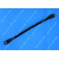 6 Feet Shielded SATA II 3.0 External SATA Cable ESATA To ESATA 7P For TV Manufactures