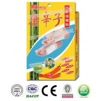 China Bamboo Detox Foot Patch with Chilli on sale