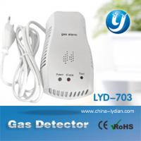 Home Gas Detector Alarm Work Alone / Independent High Stability Manufactures