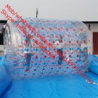 zorbing ball  inflatable water roller  inflatable water game pool  Manufactures