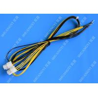 Tin Plated Brass Pin Cable Harness Assembly 4.2mm Pitch For Electronics Manufactures