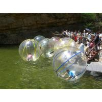 Quality Clear Large 0.8mm PVC Inflatable Water Walking Ball Commercial for sale