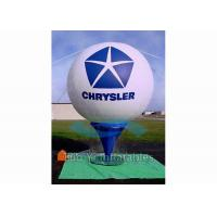 Quality Advertising Customized Inflatable Big Sport Balloons With Waterproof PVC for sale
