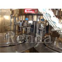Electric Driven Type Full Automatic Liquid Juice Filling Machine With Stainless Steel Material Manufactures
