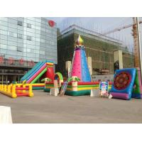 Customized Inflatable Water Park Obstacle Floating Fun Water Toy For Kids Manufactures