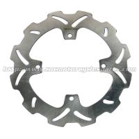 Buy cheap 250mm Motorcycle Brake Disc / Brake Rotor Kits For Suzuki RMX 450 RMZ450 Silver from wholesalers