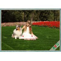 UV Stabilised Landscaping Artificial Grass For Gardens / Patios / Schools Play Areas Manufactures
