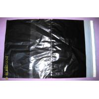 Quality Black Large Self Adhesive Plastic Bags for Shipping Clothes for sale