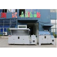 Quality Programmable Spraying Salt Spray Corrosion Environmental Test Chamber for sale