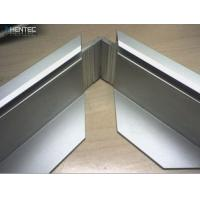 T6 Solar Panel Mounting Systems , Aluminum Anodized Aluminum Frame Manufactures