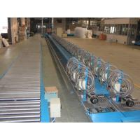 Vacuuming Refrigerator Automated Assembly Line Equipment With Lift Conveyor Manufactures