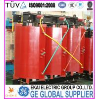 SCB9/SCB10 3 phase 11KV cast resin dry type transformer Manufactures