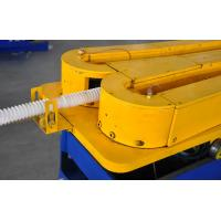 Single Wall Corrugated Pipe Extrusion Line / Corrugated Pipe Making Machinery