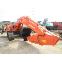 Year 2000 New Paint Japan Hitachi Ex200 5 Excavator 0.8cbm Bucket Capacity Manufactures