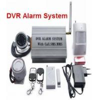 GSM/GPRS  Home Alarm System with Photo-taking & Listen-in Manufactures