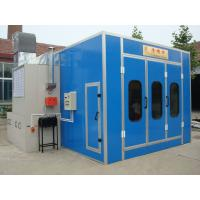 Auto paint booth HX-500 Manufactures