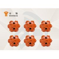 China Precision Hardened DTH Hammers And Bits , Air Drill Tools Customized Color on sale
