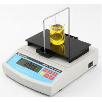 LCD Displaying Specific Gravity Measuring Equipment Stainless Steel Measuring Hook Manufactures