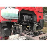 6x4 Drive Foam Fire Truck With Flat Top Metal Forward Turnover Cab Foam 2000kg Manufactures
