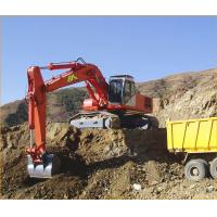 Large 250KW 6000V Hydraulic Excavator With Diesel Engine / Electric Power Manufactures