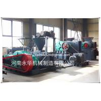 YH430 model active carbon powder briquette machine Manufactures