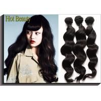 High Quality Hair Natural Wave 6a Virgin Malaysian Extension Hair For Lady Manufactures