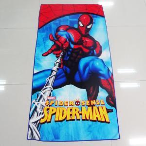 Buy cheap Custom Print Cheap Price Sublimation Microfiber Beach Towel/Microfiber Bath Towel from wholesalers