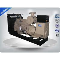 Electronic Speed Governor 50Hz Open Cummins diesel Generator Set easily operate Manufactures