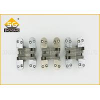 China Indoor Use 180 Degree Concealed Hinges For Wood Door , 116*27.8*41mm on sale