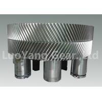 Chemical Double Helical Ring Gears Double Helical Ring Gears 1000 mm Width Manufactures