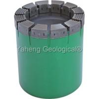 1 - 12 Hardness HQ Diamond Drill Bit / Nq Core Diameter With Reaming Shell  Manufactures