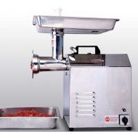 Frozen Meat Grinder Food Processing Equipments 1.1KW Catering Industry Manufactures