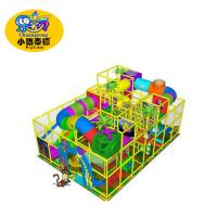 Adventure Play Indoor Obstacle Course Equipment For Shopping Mall Manufactures