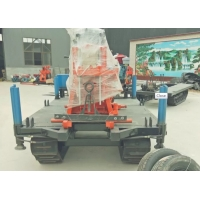 XY-1 Down The Hole Drill Rig , Geological Drilling Rig Machine Manufactures
