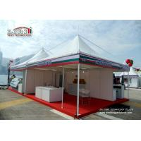 Outdoor Canopy Tent Gazebo Marquees , Covered Canopy Tents, aluminium frame&PVC fabric tents Manufactures