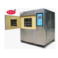 LCD Touch Control Programmable Electronics Thermal Shock Testing Chamber
