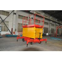 10 Meters Heavy Duty Mobile Scissor Lift Manufactures