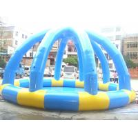 Water Amusement Park Inflatable Water Toys Customized Unique Manufactures