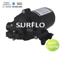 China DC Water Pump SurFLO 5.5lpm 160psi High Pressure Water Pump for Car Wash on sale