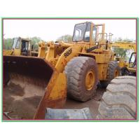 China 980f  Used Caterpillar Wheel Loader  loaders 	machine tractor agricultural	 	mini excavator	 mahindra tra on sale