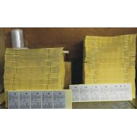 China BOPP Cardboard Notebooks for Packaging , In-Mould Label on sale
