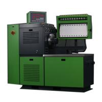 CE Computer Controlled diesel injection pump test bench fan cooled 6 / 8 / 12 cylinders Manufactures