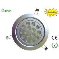 Energy saving AC110 / 220V, 15W, 30 / 60 degree 50000h dimmable LED downlight,2 years warranty Manufactures