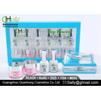 Quick Dip Acrylic Powder System Full Set No Clumps Eco - Friendly