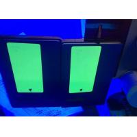 Eco Friendly Thermoset Powder Coating , Resources Saving Glow In The Dark Powder Coat Manufactures