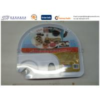Custom made plastic injection moulded components Polypropylene BBQ Plate Manufactures