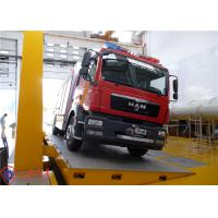 Chemical Accidents Emergency Rescue Vehicle With 100pcs Rescue Equipment Manufactures