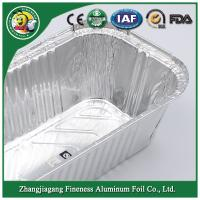 Disposable aluminum foil containers  for cakeand  bbq packaging Manufactures