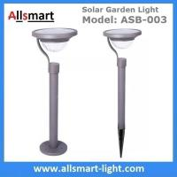Buy cheap Solar lawn lights ASB-003 solar garden landscaping light with spike solar pathway light outdoor garden spike lights from wholesalers